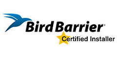 certified bird barrier installer