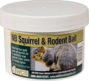 NB squirrel and rodent bait