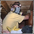 attic repair process