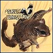 flying squirrel on the wildlife whisperer's shirt